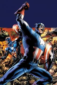 Captain America: Reborn MGC #1