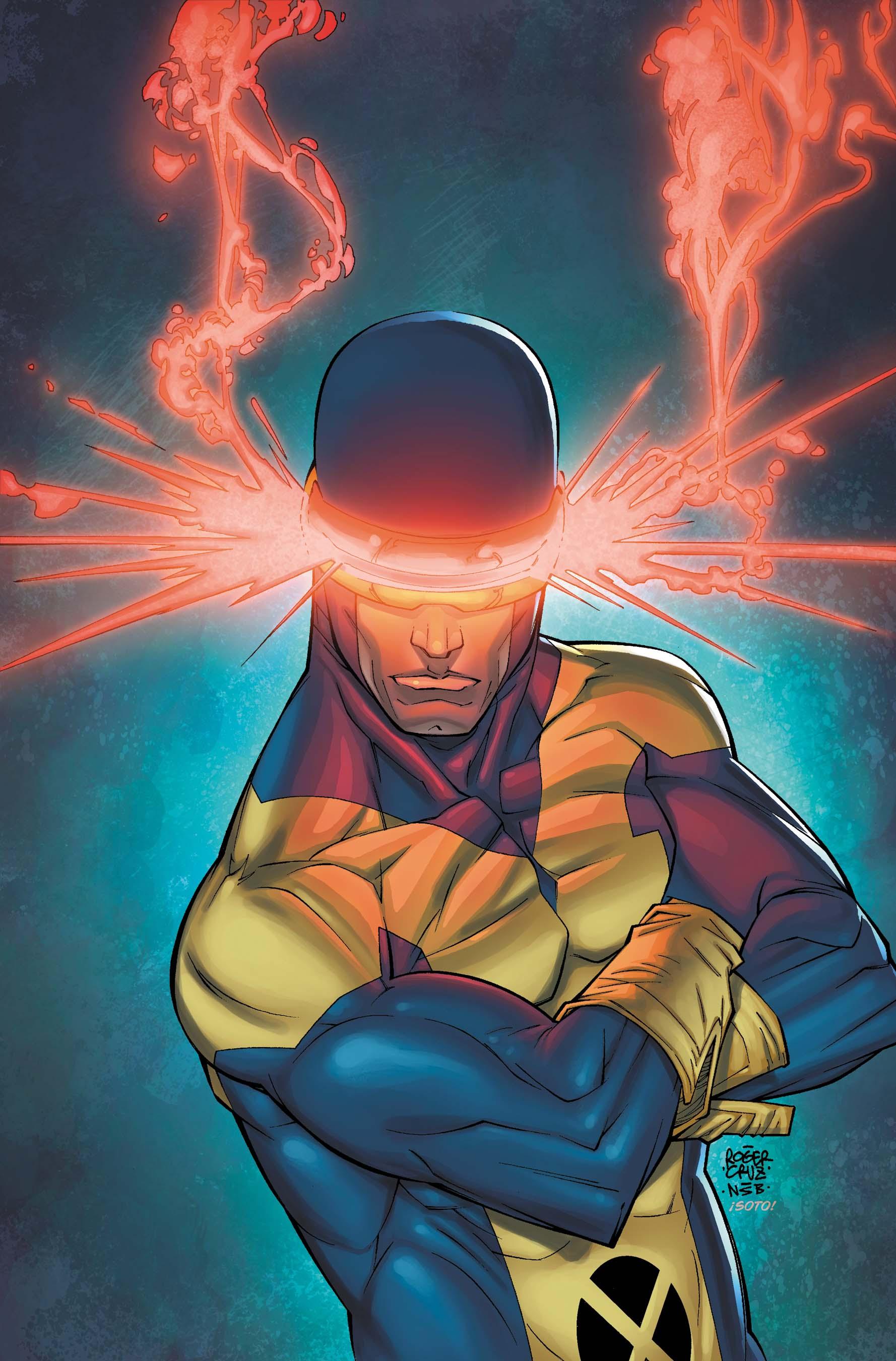 Cyclops (2010) #1