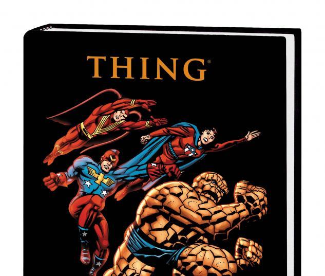 Thing: Liberty Legion (2011) #1