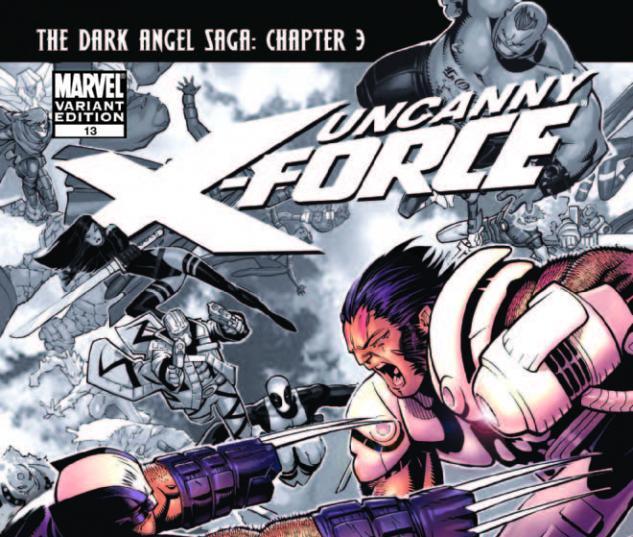 UNCANNY X-FORCE 13 BACHALO VARIANT