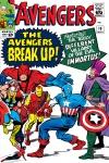 Avengers (1963) #10 cover