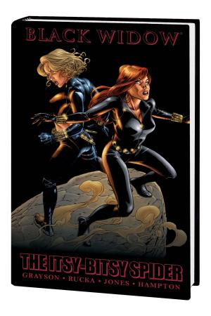 Black Widow: The Itsy-Bitsy Spider (Hardcover)