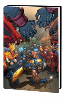 Marvel Universe Vs. Wolverine (Hardcover)