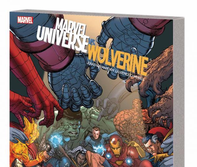 Marvel Universe VS. Wolverine TPB