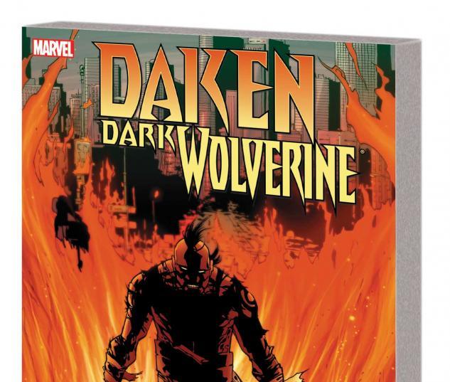Daken: Dark Wolverine - No More heroes TPB