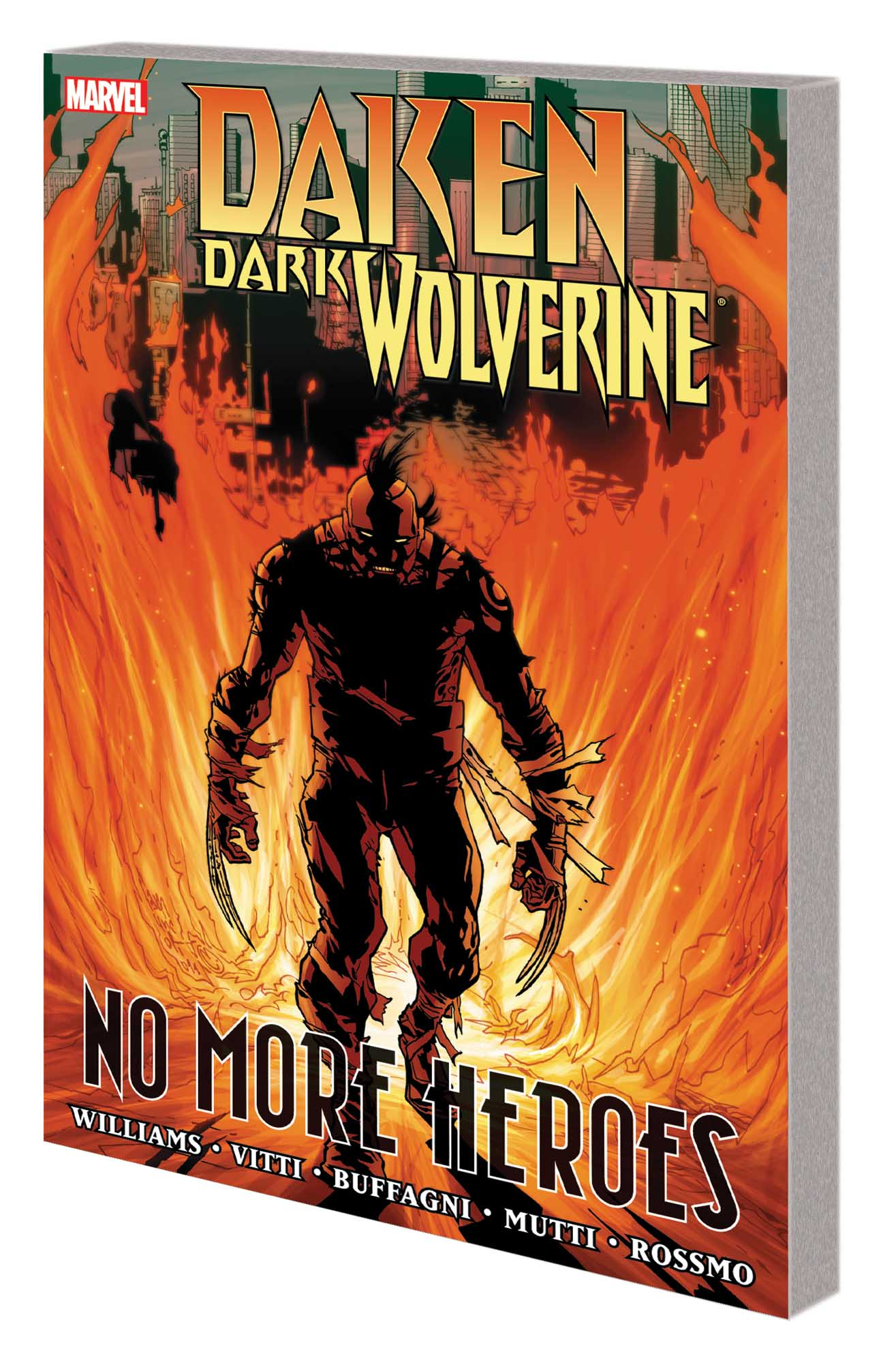Daken: Dark Wolverine: (Issues 19-24) (Trade Paperback)