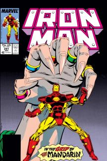 Iron Man #241