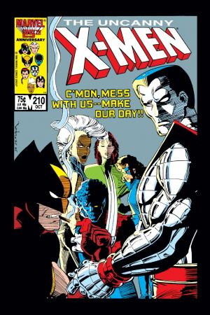 Uncanny X-Men (1963) #210