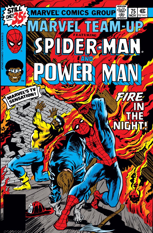 Marvel Team-Up (1972) #75