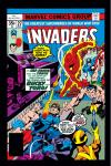 Invaders (1975) #27 Cover
