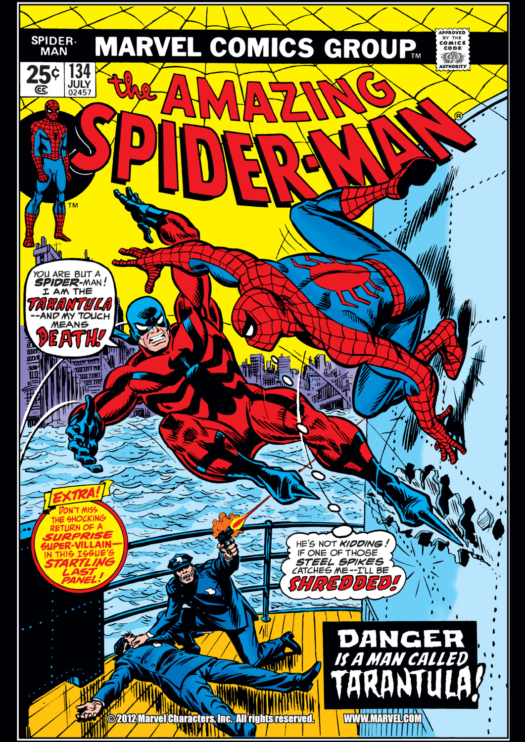 The Amazing Spider-Man (1963) #134