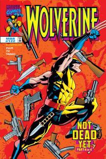 Wolverine (1988) #122