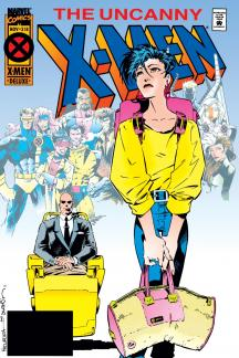 Uncanny X-Men (1963) #318