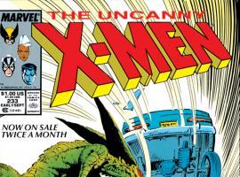 Uncanny X-Men (1963) #233 Cover