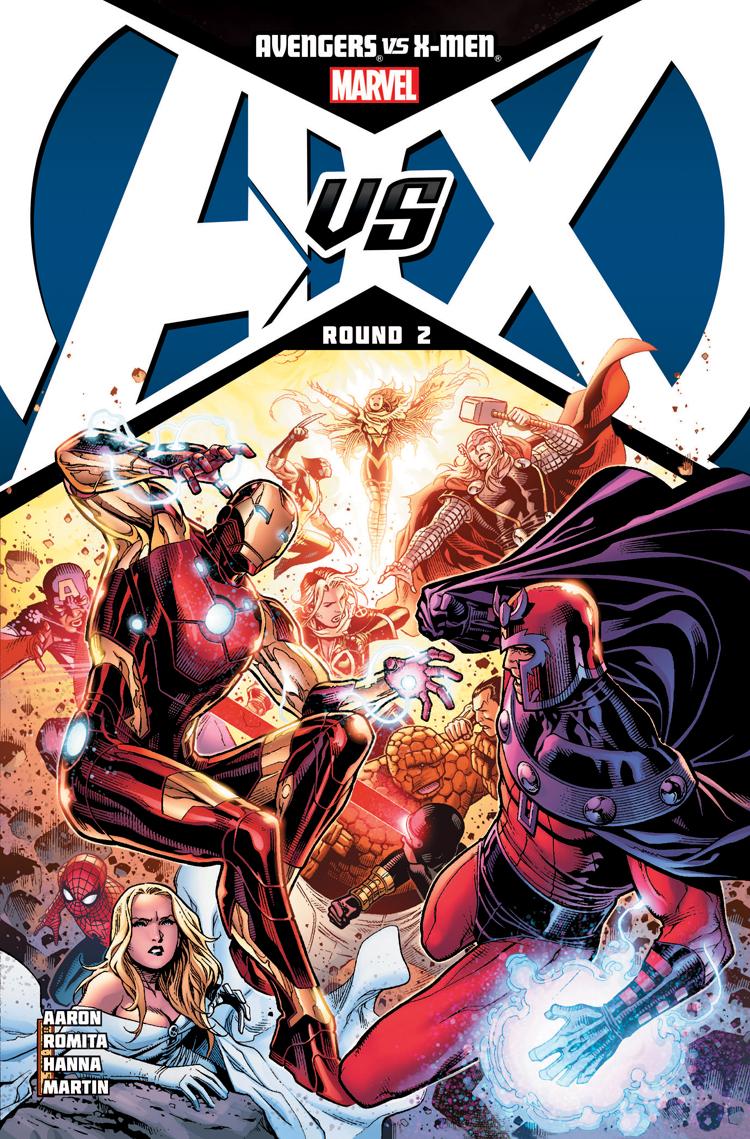 Avengers Vs. X-Men (2012) #2