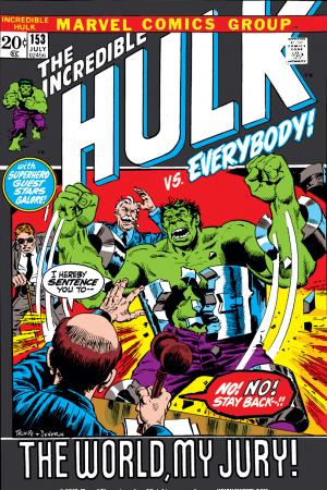 Incredible Hulk (1962) #153