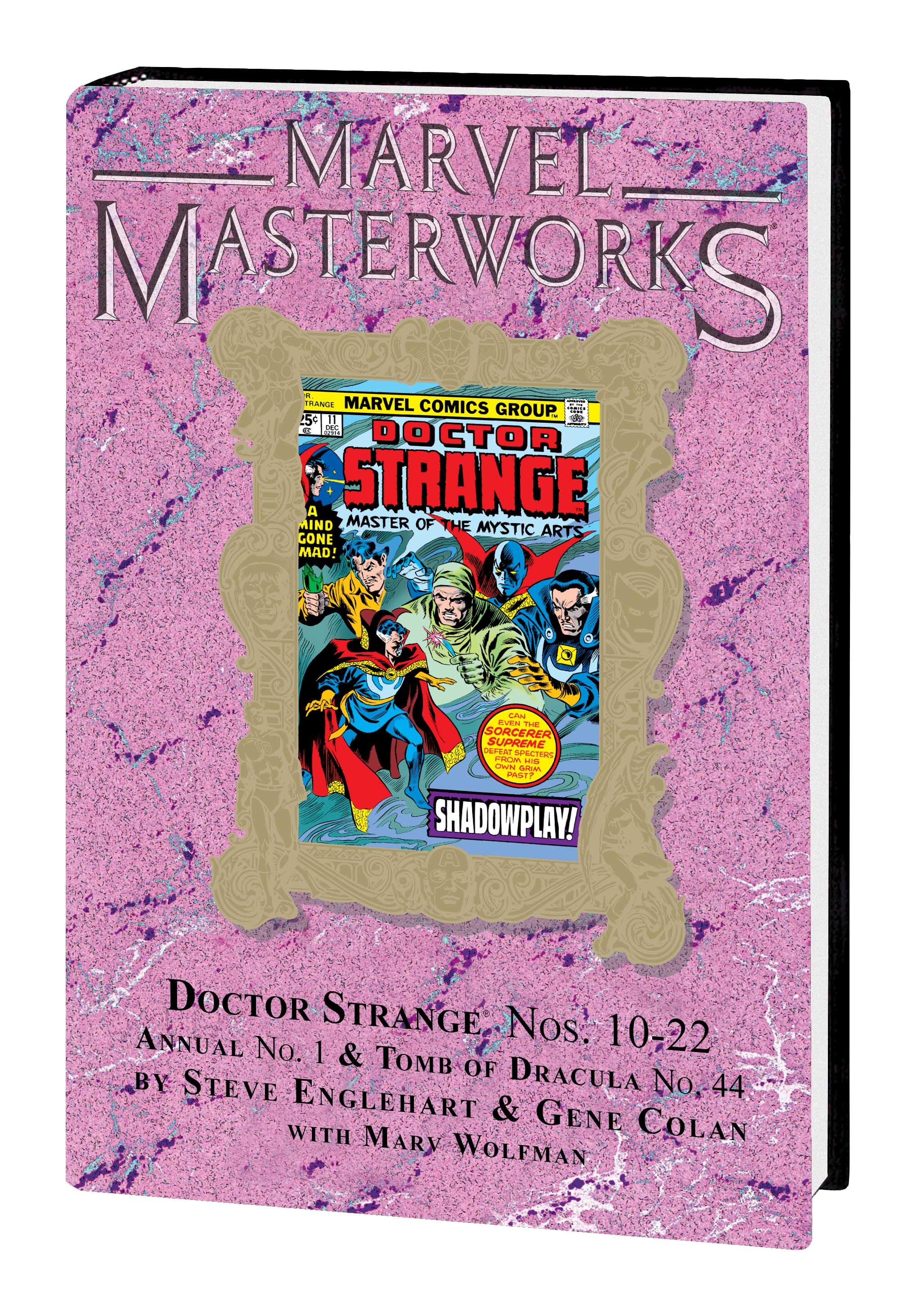 MARVEL MASTERWORKS: DOCTOR STRANGE VOL. 6 HC VARIANT (DM ONLY) (Hardcover)