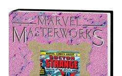 MARVEL MASTERWORKS: DOCTOR STRANGE VOL. 6 HC VARIANT (DM ONLY)