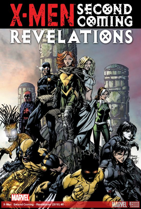 X-Men: Second Coming - Revelations (Hardcover)