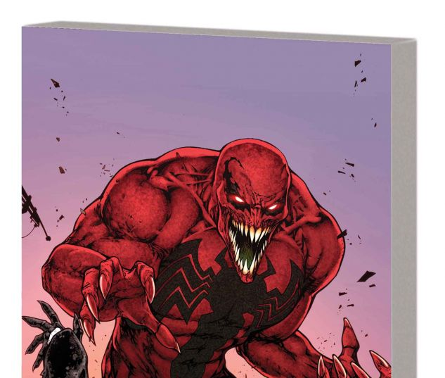 VENOM: TOXIN WITH A VENGEANCE! TPB