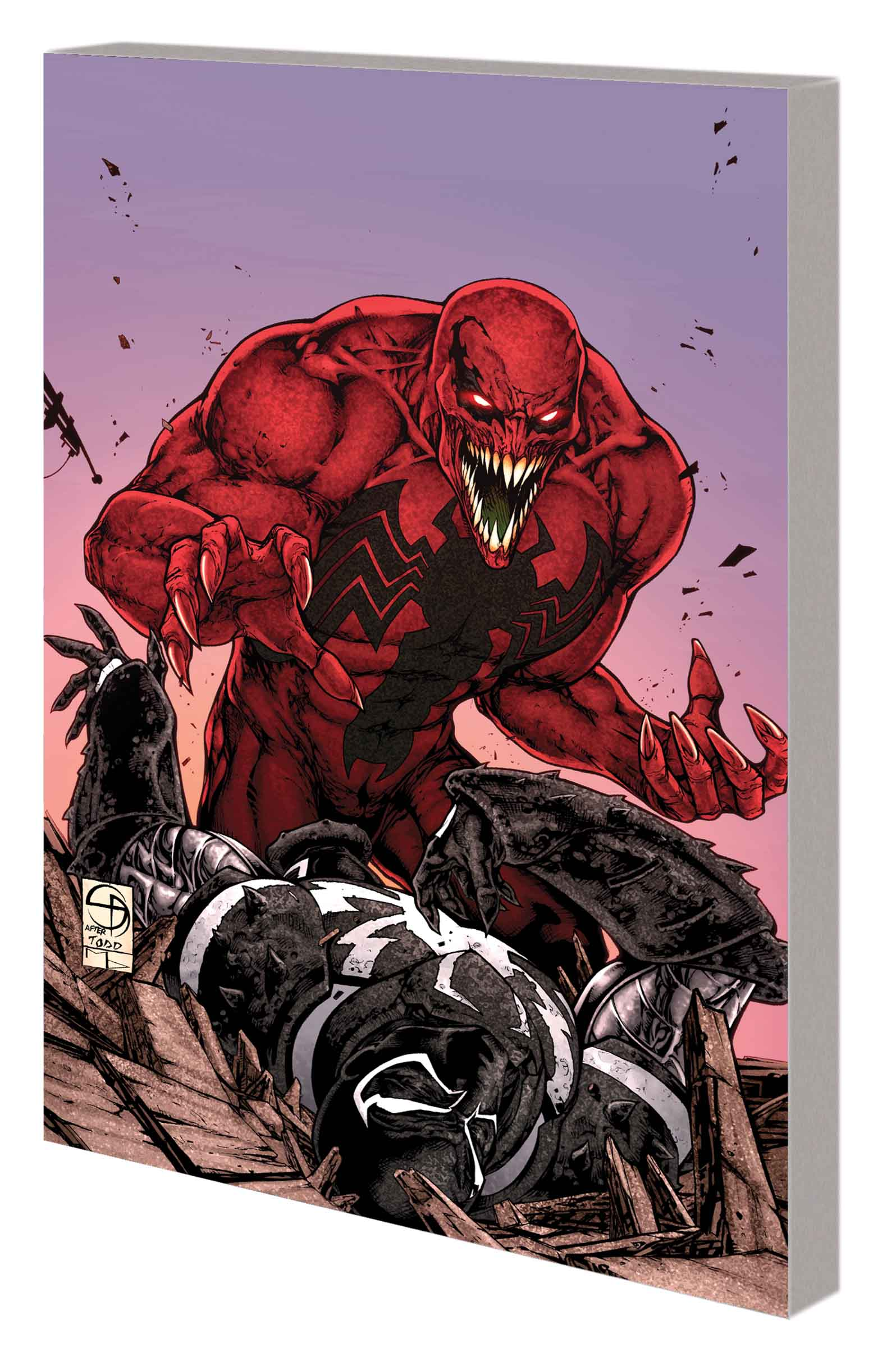 VENOM: TOXIN WITH A VENGEANCE! TPB (Trade Paperback)