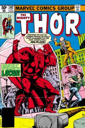 Thor (1966) #302