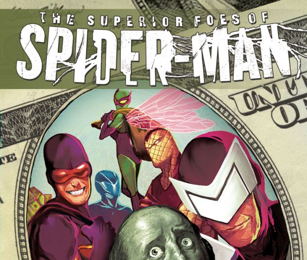 THE SUPERIOR FOES OF SPIDER-MAN 3