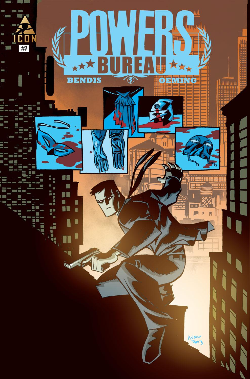 Powers: Bureau (2013) #7