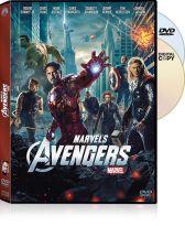 Marvel's The Avengers on DVD