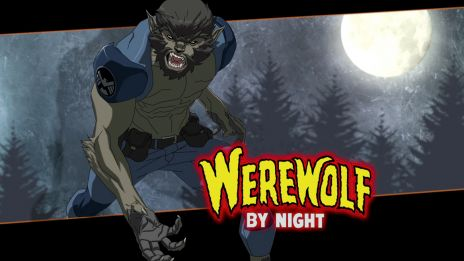 Werewolf by Night in Marvel's Ultimate Spider-Man