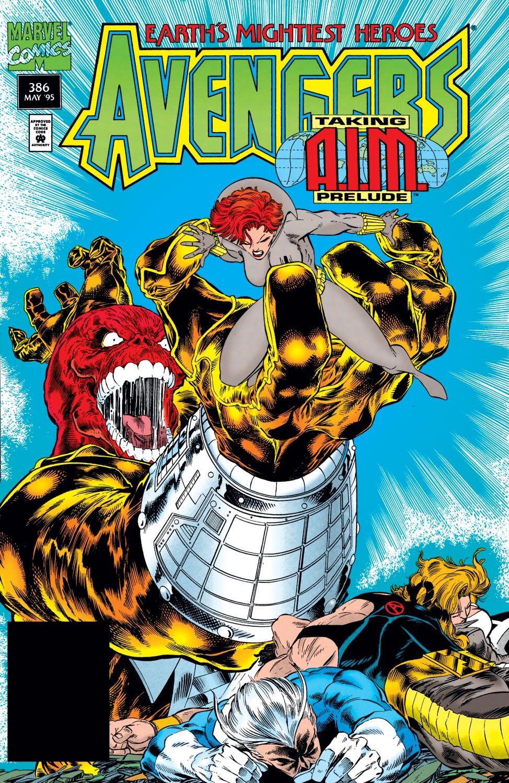 Avengers (1963) #386