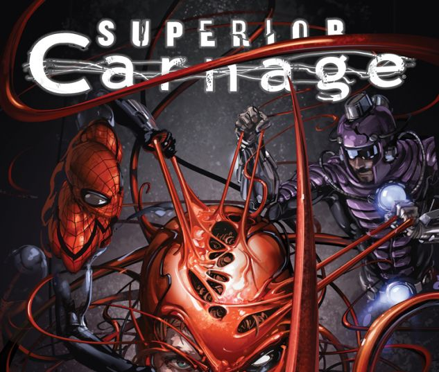 SUPERIOR CARNAGE 5 (WITH DIGITAL CODE)