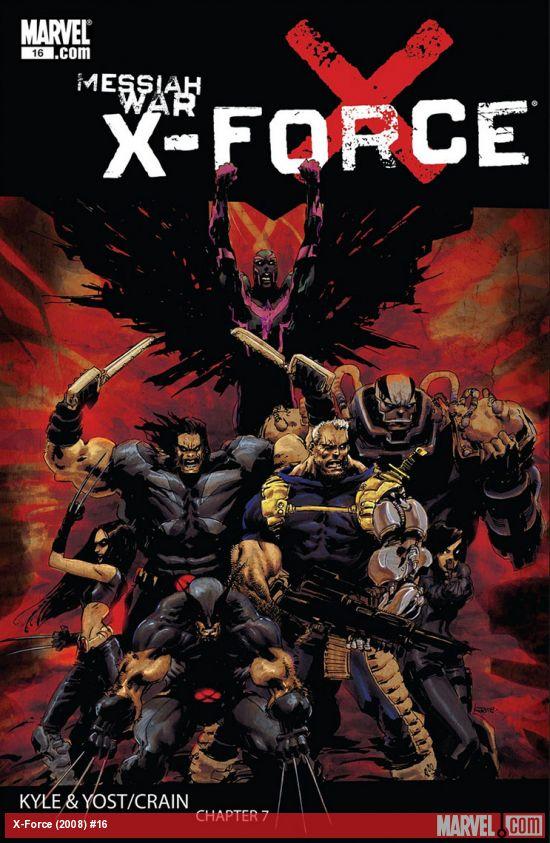 X-Force (2008) #16