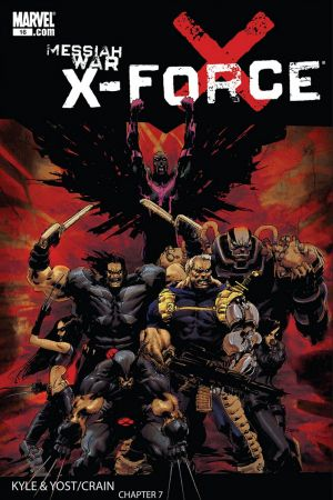 X-Force #16
