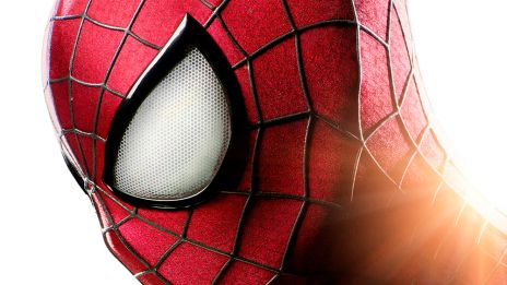First look at Spidey's new costume in The Amazing Spider-Man 2
