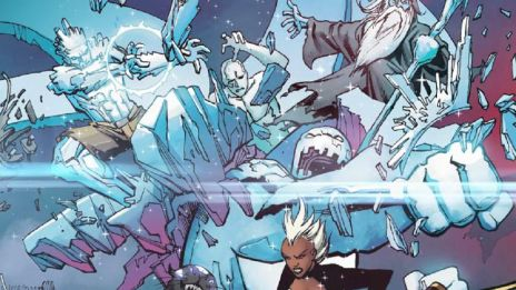Marvel AR: Battle of the Atom #2 Cover Recap