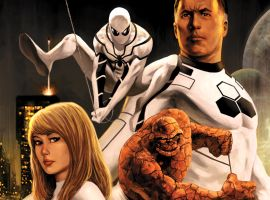 5 Most Radical Fantastic Four Redesigns