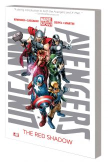 Uncanny Avengers: The Red Shadow (Trade Paperback)