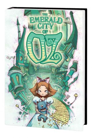 OZ: THE EMERALD CITY OF OZ HC  (Hardcover)