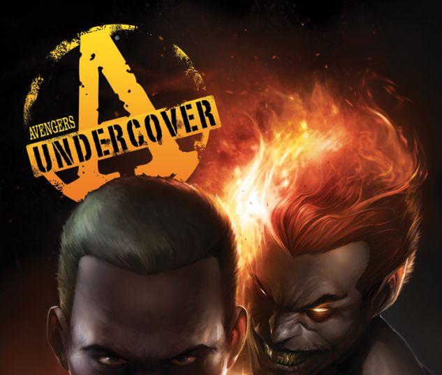 AVENGERS UNDERCOVER 2 (ANMN)