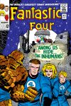 Fantastic Four (1961) #45 Cover