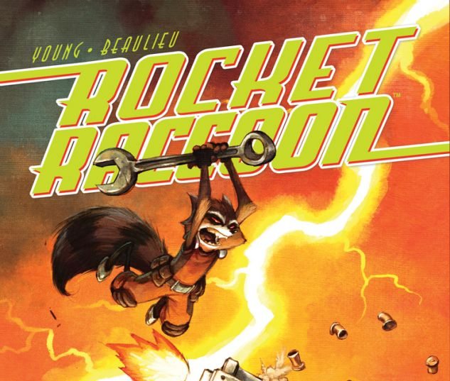 ROCKET RACCOON 4 (WITH DIGITAL CODE)