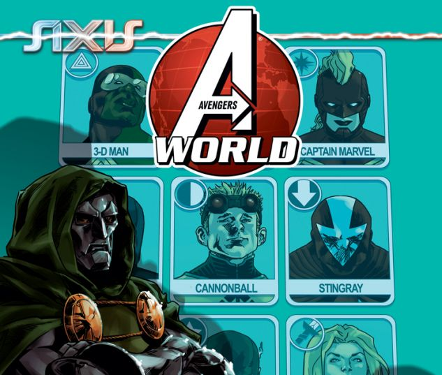 AVENGERS WORLD 15 (AX, WITH DIGITAL CODE)