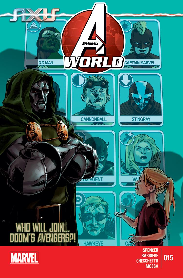 Avengers World (2014) #15