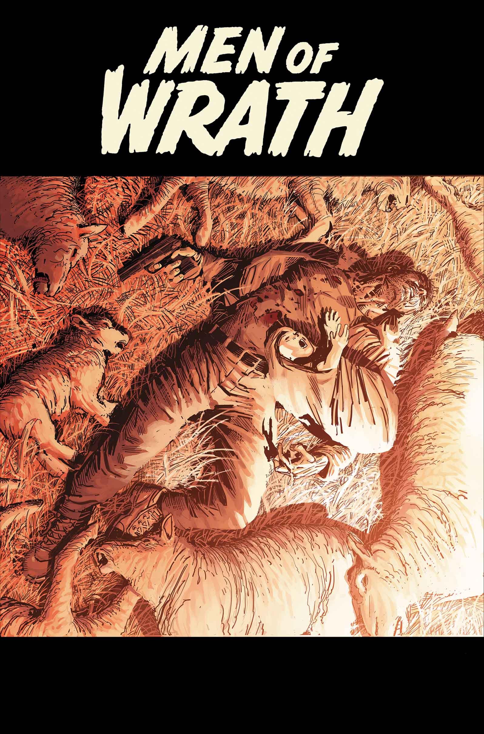 Men of Wrath (2014) #5
