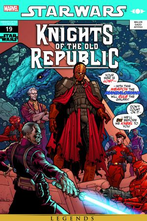 Star Wars: Knights Of The Old Republic #19