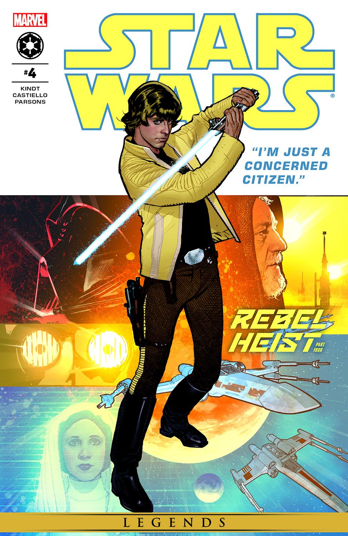 Star Wars: Rebel Heist (2014) #4