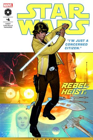 Star Wars: Rebel Heist #4