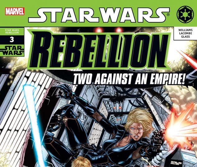 Star Wars: Rebellion (2006) #3