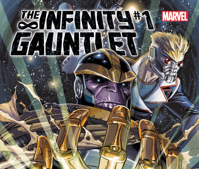 INFINITY GAUNTLET 1 (SW, WITH DIGITAL CODE)